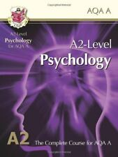 A2-Level Psychology for AQA A: Student Book,CGP Books