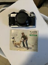 New listing Canon Ae-1 Program With Manual