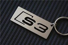 Per AUDI s3 Keyring Schlüsselring porte-clés TDI QUATTRO FSI S LINE SPORTBACK