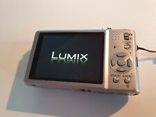 Panasonic LUMIX DMC-ZX1 12,1 MP Digitalkamera - Silber **TOP**