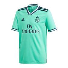 Adidas Real Madrid Camiseta Ucl 2019/2020 Niños Verde