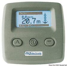 Pulsantiera con contametri universale radio   Marca Osculati   02.356.01