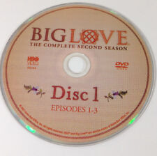 Big Love - Season 2 - Disc 1 - DVD Disc Only - Replacement Disc