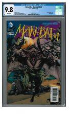 Detective Comics #23.4 (2013) (Man-Bat #1) 3-D Lenticular CGC 9.8 GG541