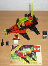 Lego Weltraum 6877 M-Tron Raumgleiter v. 1990 + OBA