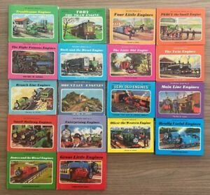 Thomas the Tank Engine - The Railway Series books