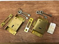 Chubb 5 Lever  Very High Security Cut Cupboard  / Drawer / Till  Lock