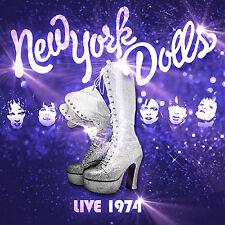 CD The New York Dolls Live 1974 CD la punk rarità da New York finalmente su CD