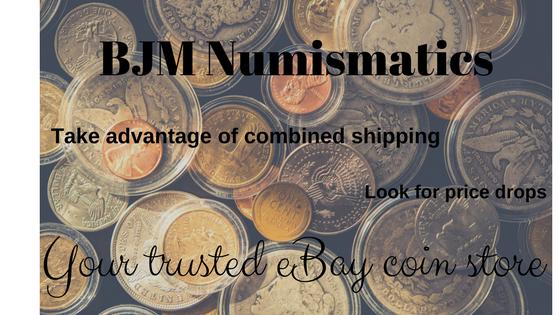 BJM Numismatics