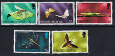 Pitcairn Islands 1975 Insects Mint MH