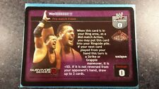 WWE Raw Deal: Ultra Rare Pre-Match, #86/383 V 5.4 Wellllllllllll!!!