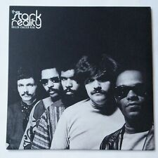 Stark Reality ‎– Roller Coaster Ride (VG+) Funk / Jazz / psych. Now-Again