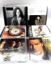 6 Ct Music CD Collection (Josh Groban Kenny G Bryan Adams Secada Henley Pearl)