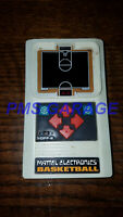 Vintage 1978 Mattel Electronics Basketball Handheld Game UC WORKS GREAT