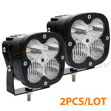 2pcs 40W Led Work lights Mix Combo Beam 12V Led offroad lights SUV Led Fog Lamp
