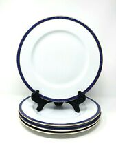 """""""Classic Rose"""" Rosenthal Group Dinner Plates - Set of 4 (Germany)"""