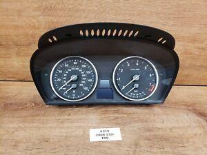 ✅ 06-10 OEM BMW E60 E61 528 530 535 Speedometer Instrument Cluster Siemens VDO