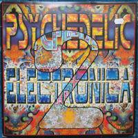 V/A - Psychedelic Electronica 2 - 2 x Vinyl LP UK 1999 Psychic Deli