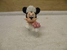 Minnie Mouse Bride Salt Shaker