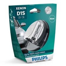 D1S PHILIPS Xenon X-tremeVision HID Car Headlight Bulb (single) 85415XV2S1 gen2