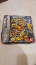 Digimon: BattleSpirit 2 (Nintendo Game Boy Advance, 2003)
