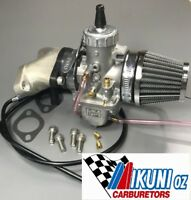 Norton Commando 750/850 Single Mikuni VM34 Carburetor Kit