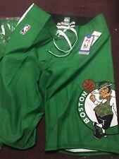 Quiksilver NBA BOSTON CELTICS GREEN Board Shorts Swim Trunks Mens' Size 30