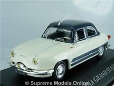 PANHARD DYNA GRAND STANDING 1958 CAR 1/43 SIZE 4 DOOR SALOON VERSION R0154X{:}