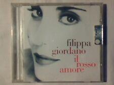 FILIPPA GIORDANO Il rosso amore cd