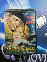 GLI AMANTI DEI 5 CINQUE MARI  - (1955)  *Dvd ** A&R Productions *** .....NUOVO