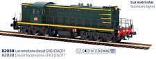 HO - Mabar - ref.82038 - Locomotora diesel 040 DA-11 SNCF DC