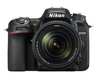 Nikon D7500 20.9MP DX-Format CMOS Sensor Digital SLR Camera with 18-140mm Lens