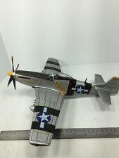 1/32 SCALE 21ST CENT. ULTIMATE SOLDIER USAF P-51 D BUBBLE TOP FIGHTER PLANE WW2