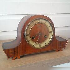 A ANTIQUE /ART DECO JUBA shelf MANTEL PENDULUM clock!!