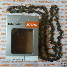 "Genuine Stihl Chainsaw Chain For Makita 16"" 40cm Bar 3/8"" PMM 1.1mm 56 Tracked"