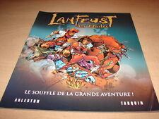 LANFEUST DES ETOILES - BROCHURE PROMOTIONNELLE!!!!!!!!!