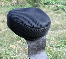 Headrest for recumbent bike seats of new design by Velodreamer