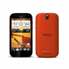 HTC One SV 8GB Orange (Unlocked) Smartphone Mobile - New Condition - Warranty
