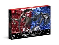 Nintendo Switch Bayonetta Climax Edition JAPAN OFFICIAL IMPORT HAC-R-ZAABA USED
