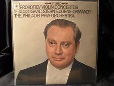 S. Prokofiev - Violin Concertos / Stern/Ormandy
