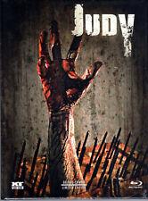 Judy , strong limited Mediabook , Blu-Ray + DVD , 100% uncut, Cover C , Splatter