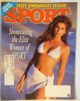 February 1989 SPORT Magazine Swimsuit Issue