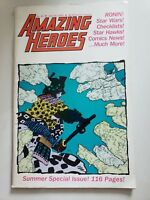 AMAZING HEROES Comics Magazine SUMMER SPECIAL #25 June 1983 MILLER RONIN COVER!