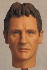 1:6 Custom Head Liam Neeson as Brian Mills from the film Taken