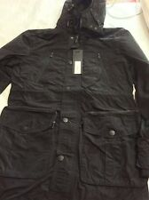 NEW Jack and Jones Bert Lightweight Parka w/ Hood - 40