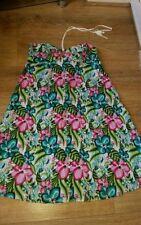 Halterneck Summer/Beach Plus Size Dresses NEXT