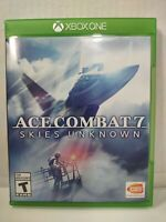 Ace Combat 7: Skies Unknown (Xbox One, 2019) Free Shipping