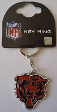NFL CHICAGO BEARS CREST KEYRING [ OFFICIAL LICENCED PRODUCT ]