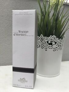 HERMÈS Paris VOYAGE D'HERMES Deodorant Vaporisateur Natural Spray 150 ml NEU OVP