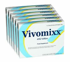 Vivomixx 450 Billion, Highly Concentrated Probiotic Food Supplement - 60 Sachets